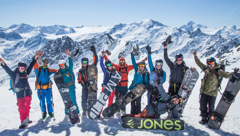 Choice Splitboard Camps & Days 2019 – new schedule