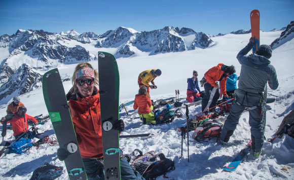 Eventbericht: 4. Choice Splitboard Camp Kaunertaler Gletscher – 22.-24.03.2019