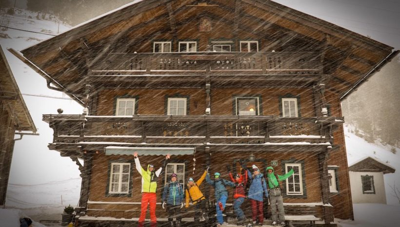 Nachbericht: 1. Choice Splitboard Camp Zillertal  – 04.-09.02.2020